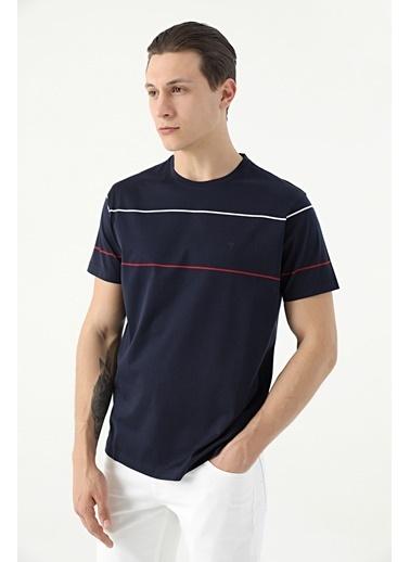 Damat T-Shirt Lacivert
